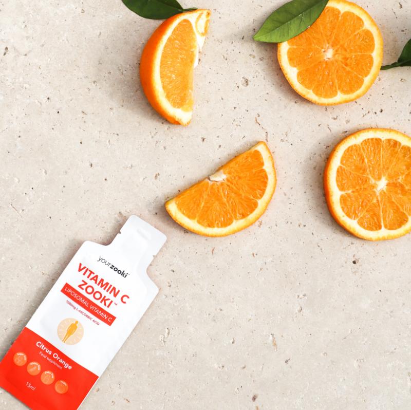 vitamina c liposomal zooki