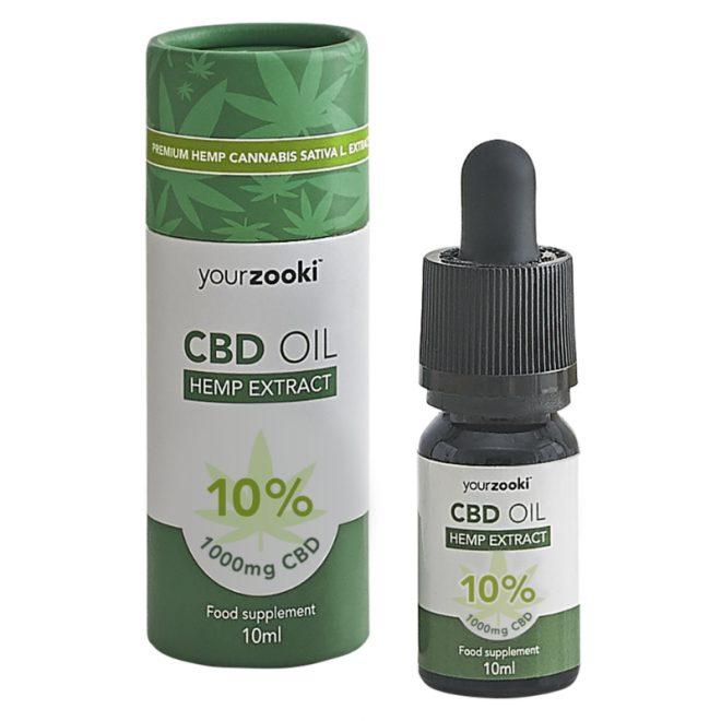 Aceite de CDB 10%