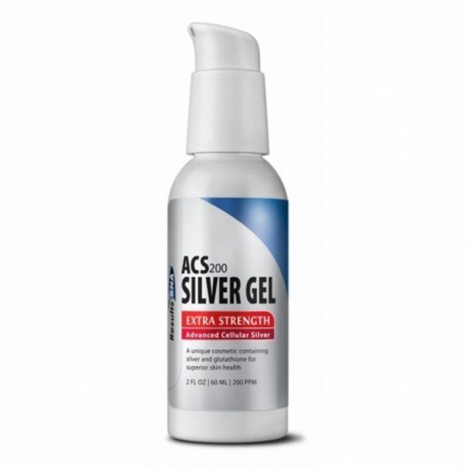 gel plata coloidal acs200