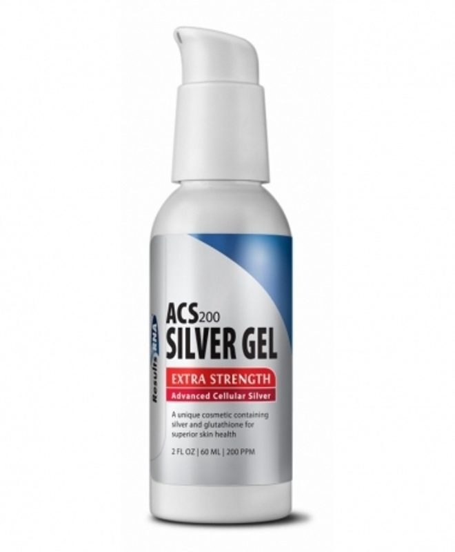 gel plata coloidal acs200