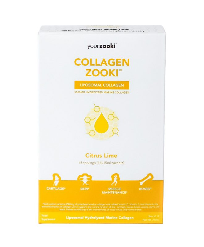colágeno liposomal zooki
