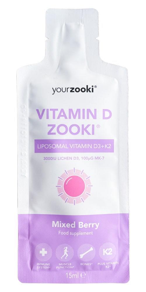 vitamina d liposomal zooki